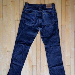 Nudie Jeans Slim Jim Original Dry Deep Indigo 33/3